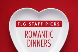2018 Valentine's Dinner Recommendations
