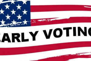 Early Texas Voting October 24 – November 4, 2016