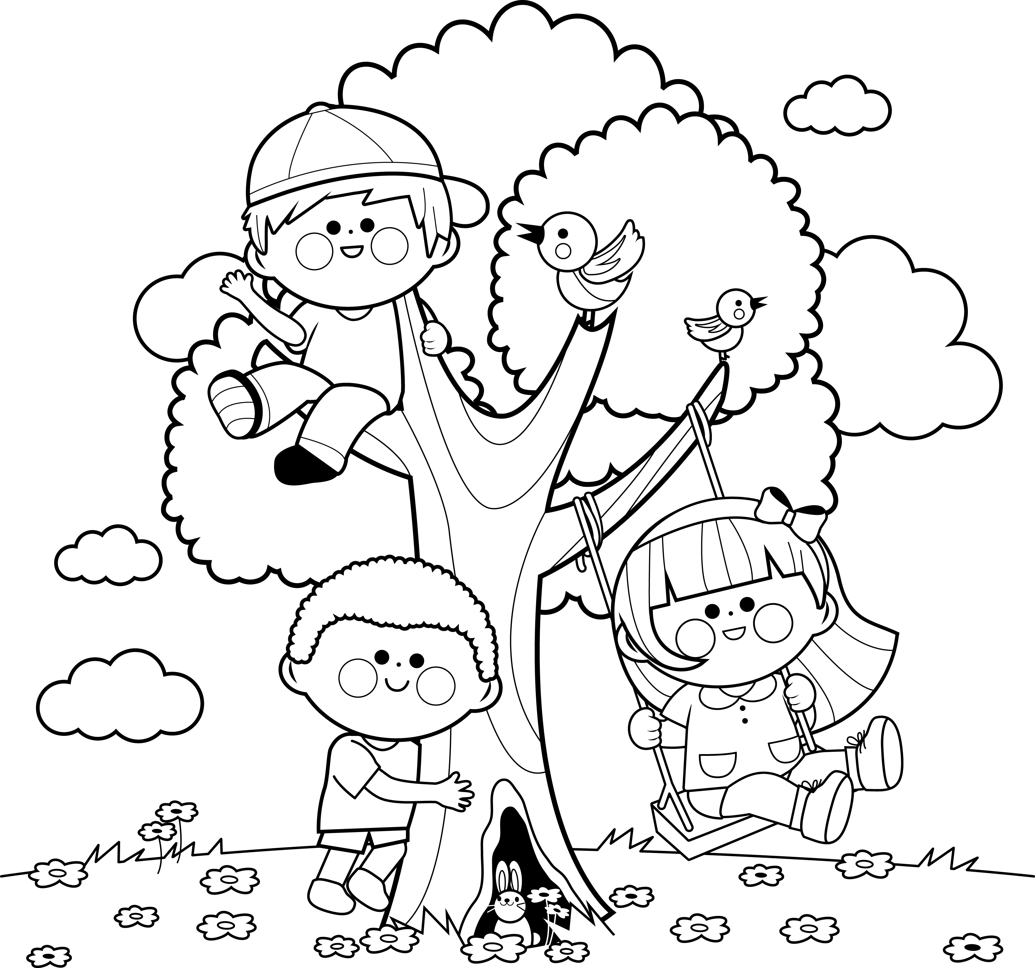 Printable Coloring Pages For Contest Printable Best Free