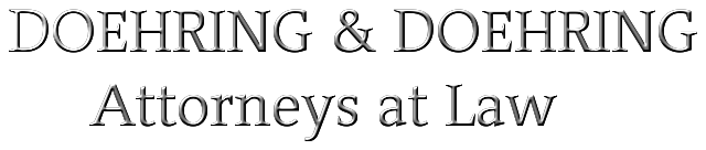 Doehring and Doehring Law