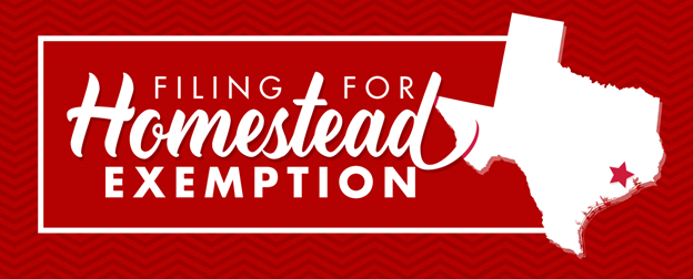 How to file for Homestead Exemption