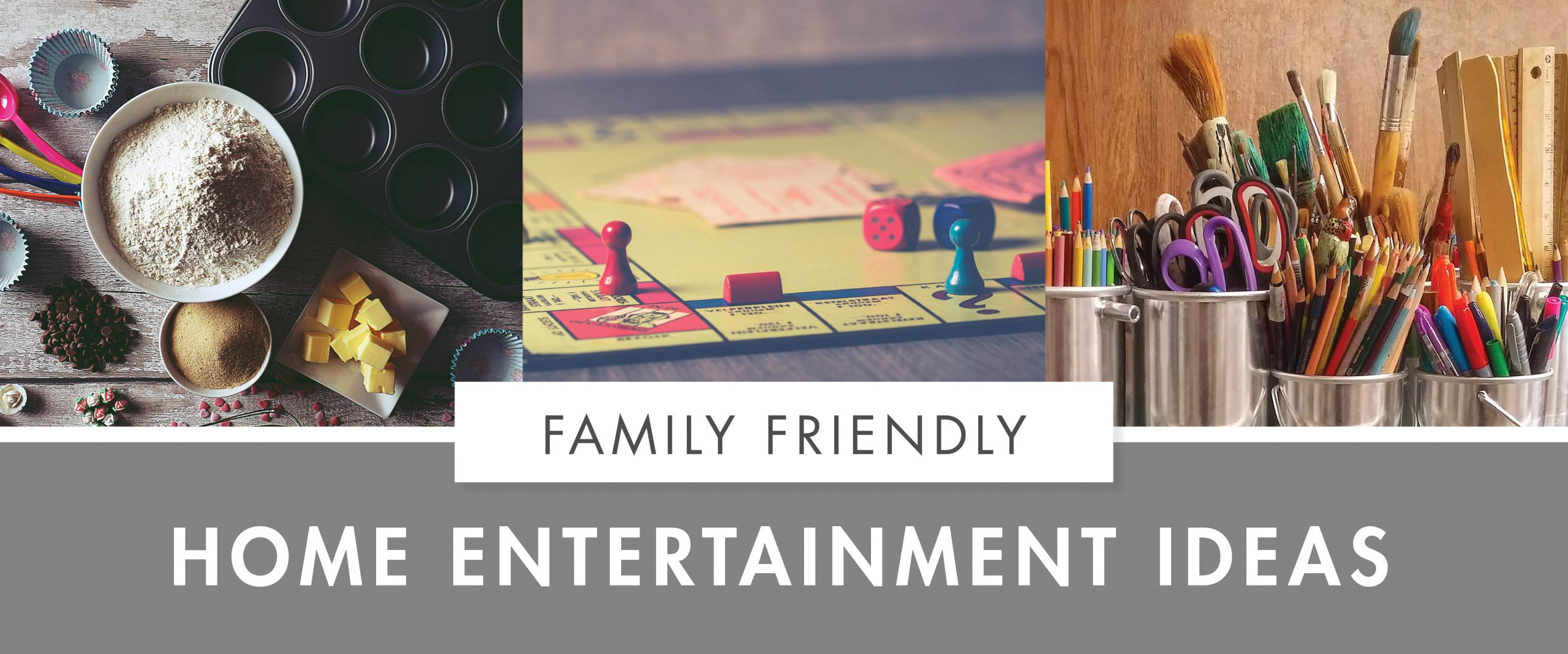 Family Friendly Home Entertainment Ideas