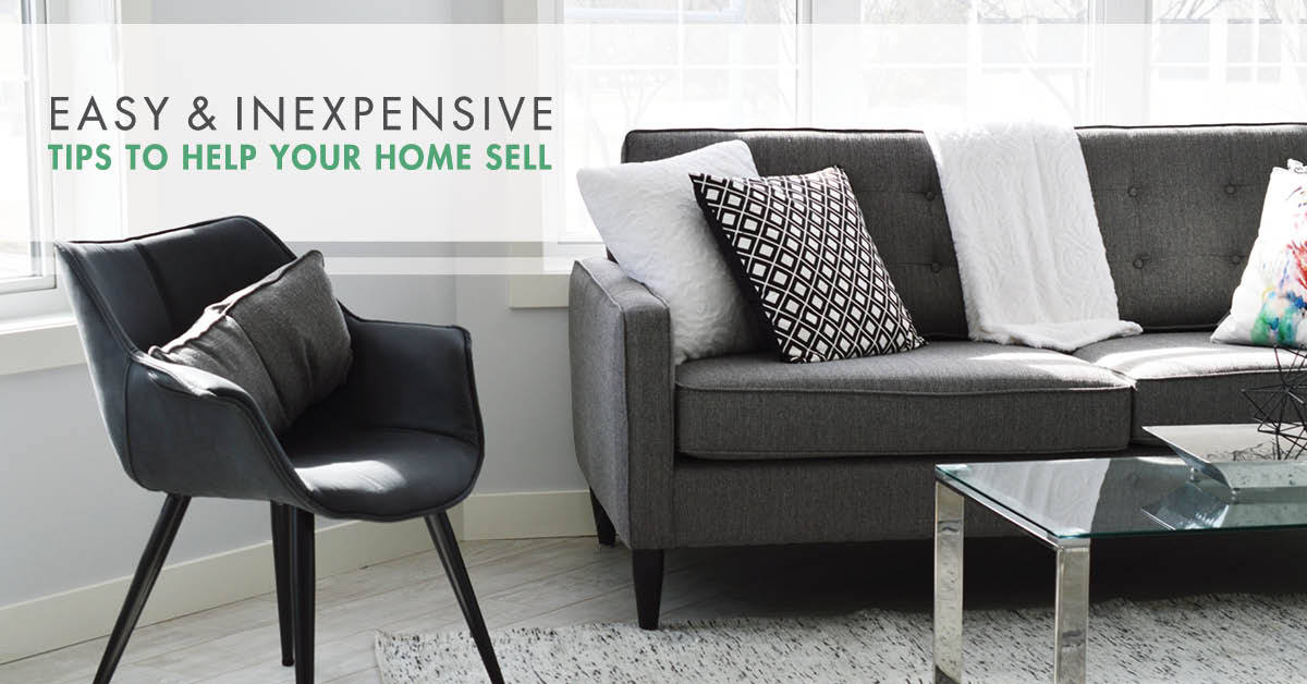 Cheap And Easy Staging Tips To Help Sell Your Home