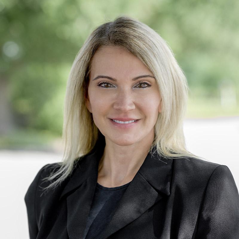 Tina Giannitsopoulos